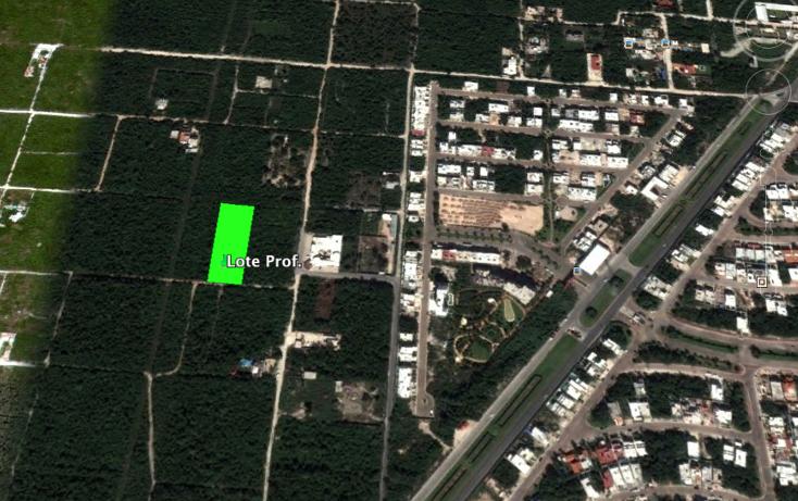 Foto de terreno habitacional en venta en  , supermanzana 326, benito juárez, quintana roo, 1295261 No. 01