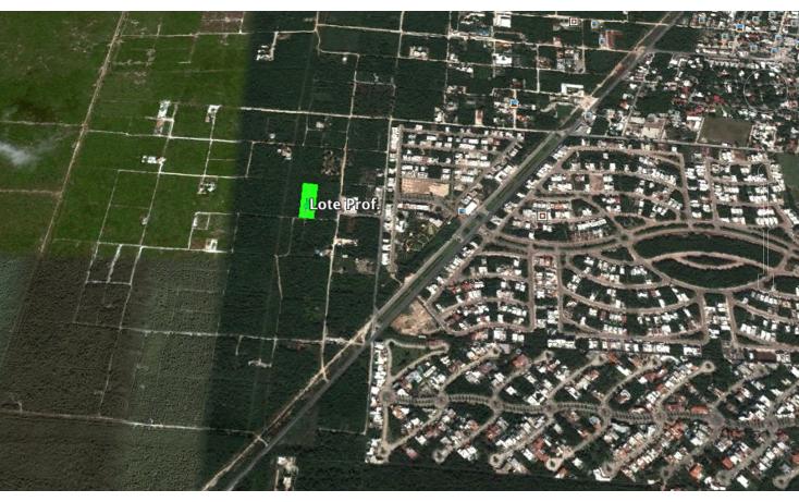 Foto de terreno habitacional en venta en  , supermanzana 326, benito juárez, quintana roo, 1295261 No. 02