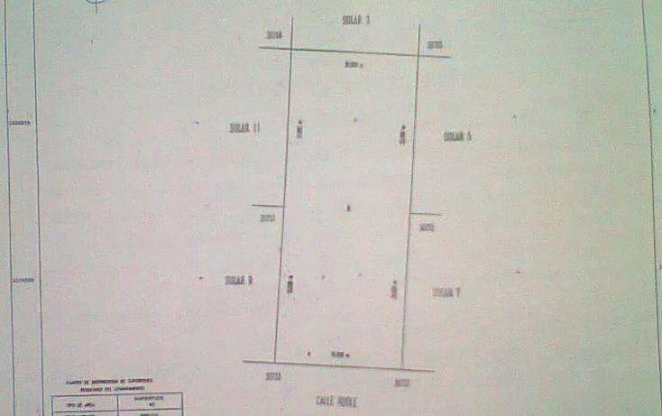 Foto de terreno habitacional en venta en  , supermanzana 326, benito juárez, quintana roo, 1295261 No. 04