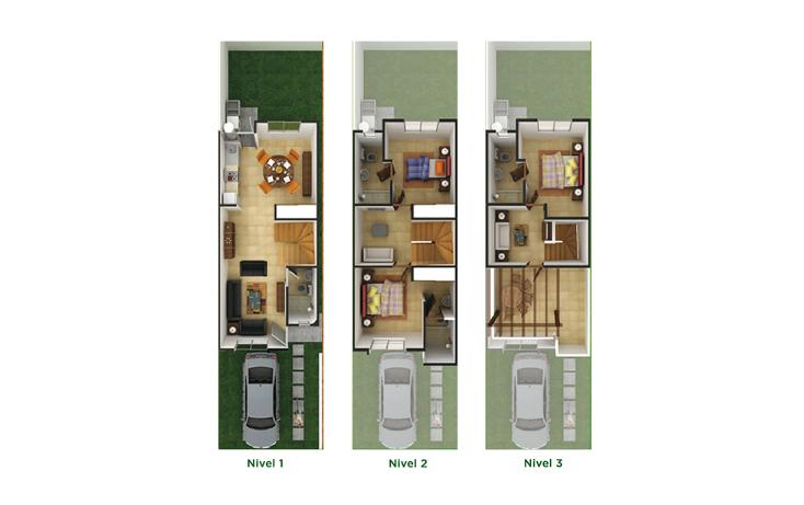 Foto de casa en venta en  , supermanzana 326, benito juárez, quintana roo, 1694058 No. 12