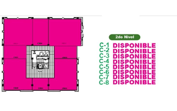 Foto de oficina en renta en  , supermanzana 35, benito juárez, quintana roo, 2038600 No. 01