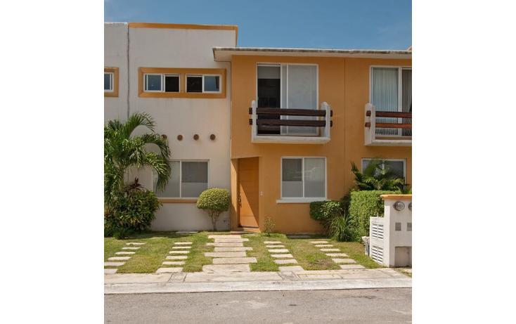 Foto de casa en condominio en venta en  , supermanzana 39, benito ju?rez, quintana roo, 1364025 No. 01