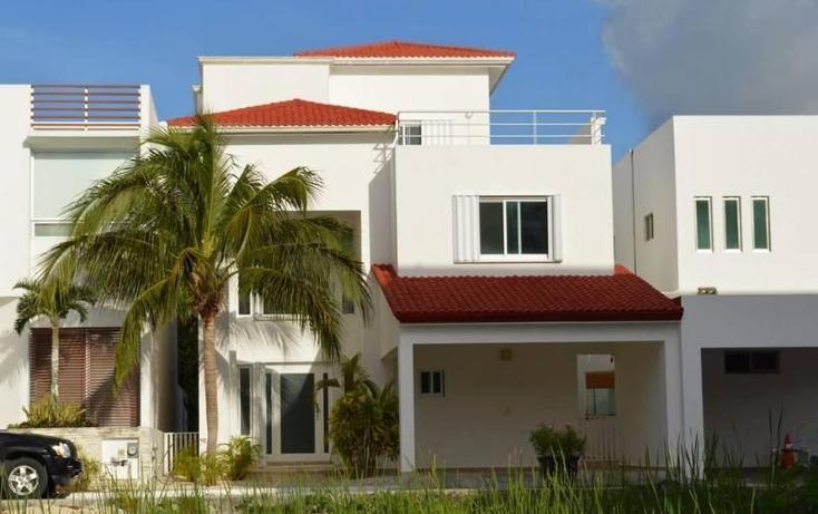 Foto de casa en venta en  , supermanzana 4 a, benito juárez, quintana roo, 1054351 No. 01