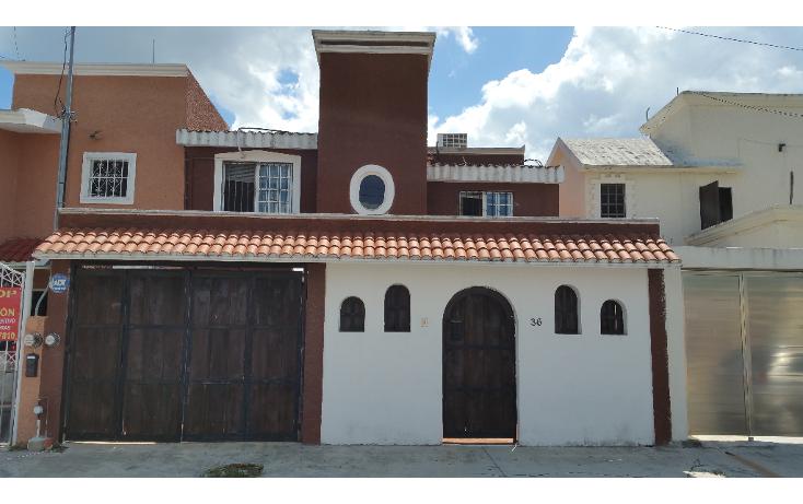 Foto de casa en venta en  , supermanzana 46, benito juárez, quintana roo, 1470109 No. 01