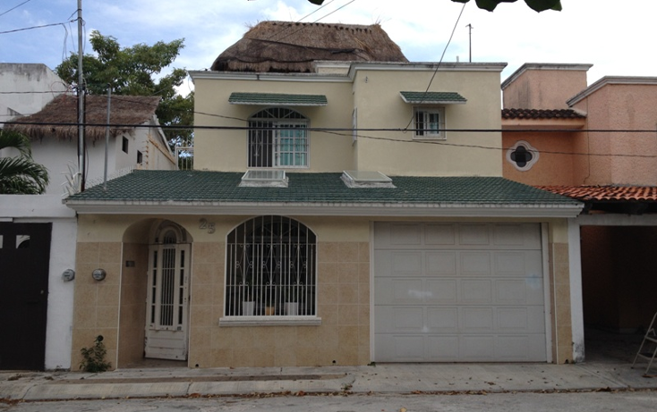 Foto de casa en venta en  , supermanzana 46, benito juárez, quintana roo, 1527247 No. 01