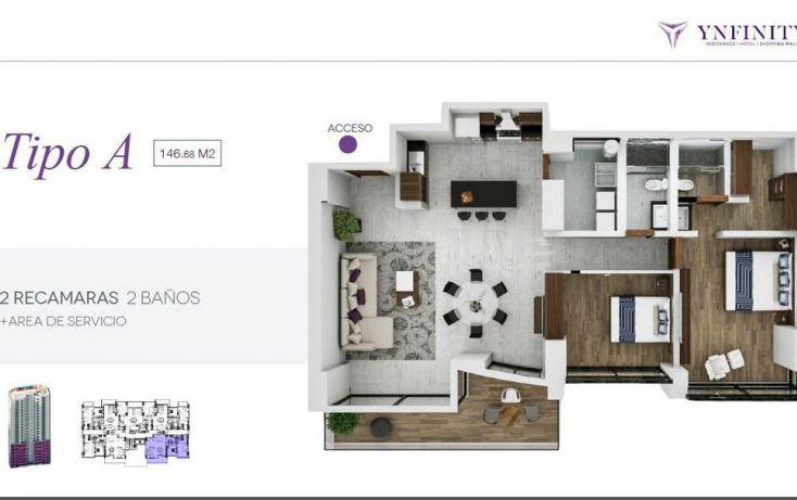 Foto de departamento en venta en, supermanzana 5 centro, benito juárez, quintana roo, 1150047 no 09