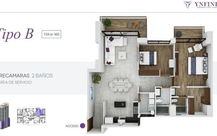 Foto de departamento en venta en, supermanzana 5 centro, benito juárez, quintana roo, 1150047 no 10