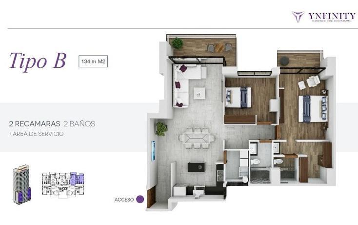 Foto de departamento en venta en  , supermanzana 5 centro, benito juárez, quintana roo, 1150047 No. 10
