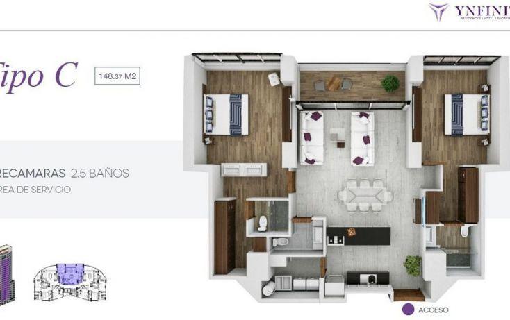 Foto de departamento en venta en, supermanzana 5 centro, benito juárez, quintana roo, 1150047 no 11