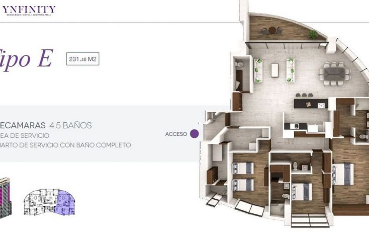Foto de departamento en venta en, supermanzana 5 centro, benito juárez, quintana roo, 1150047 no 13