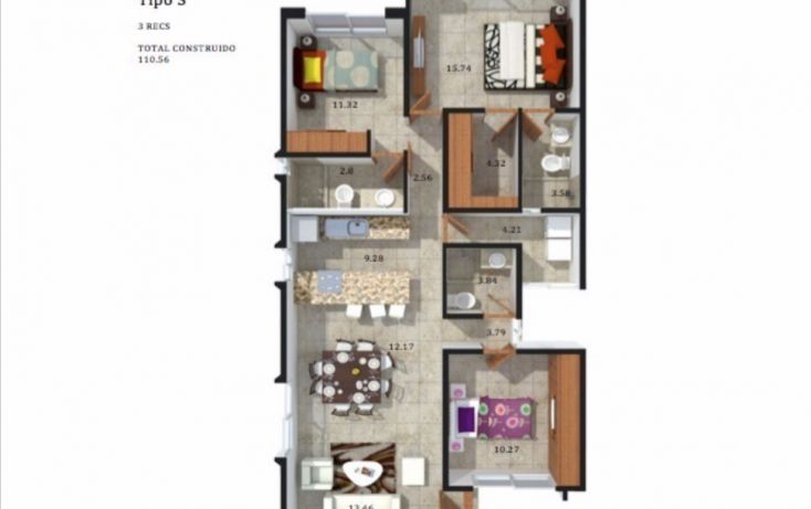 Foto de casa en venta en, supermanzana 5 centro, benito juárez, quintana roo, 1621612 no 15