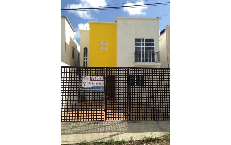 Foto de casa en venta en  , supermanzana 50, benito juárez, quintana roo, 1555140 No. 01