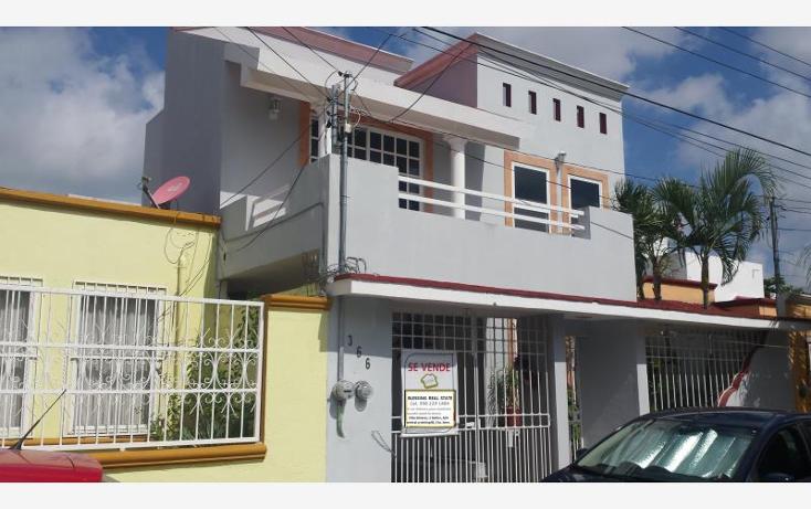 Foto de casa en venta en  , supermanzana 51, benito ju?rez, quintana roo, 2040892 No. 01