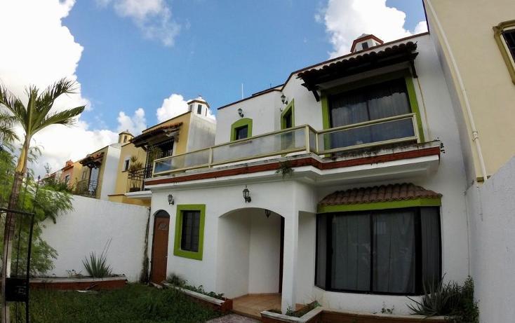 Foto de casa en venta en, supermanzana 524, benito juárez, quintana roo, 1547974 no 01