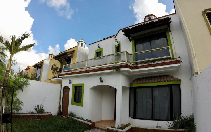 Foto de casa en venta en  , supermanzana 524, benito juárez, quintana roo, 1547974 No. 01