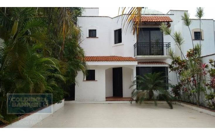 Foto de casa en venta en  , supermanzana 525, benito juárez, quintana roo, 1852356 No. 01