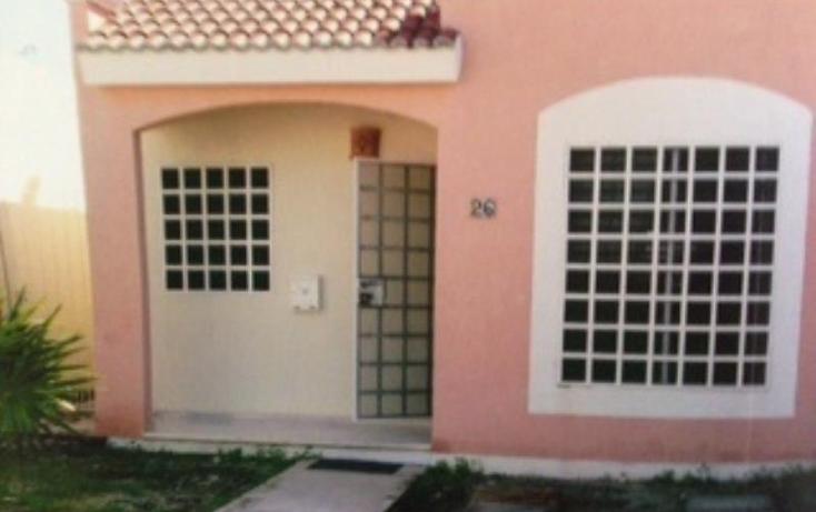 Foto de casa en venta en  , supermanzana 525, benito juárez, quintana roo, 426348 No. 01