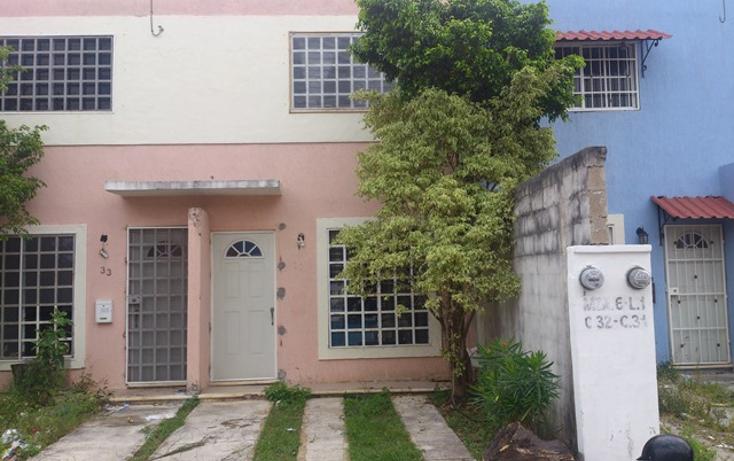 Foto de casa en venta en  , supermanzana 528, benito juárez, quintana roo, 1300331 No. 01
