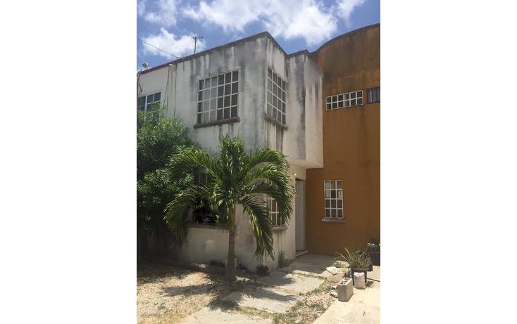 Foto de casa en venta en  , supermanzana 529, benito juárez, quintana roo, 1305939 No. 01