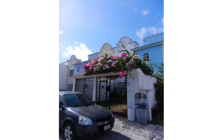 Foto de casa en venta en, supermanzana 55, benito juárez, quintana roo, 471819 no 01