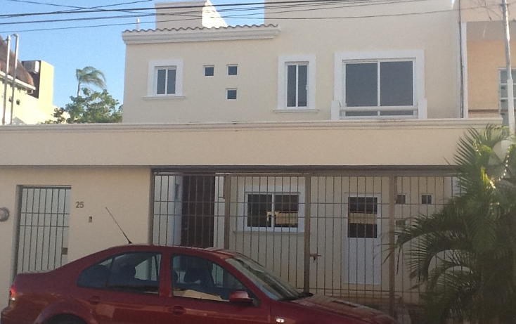 Foto de casa en renta en  , supermanzana 64, benito juárez, quintana roo, 1266539 No. 01
