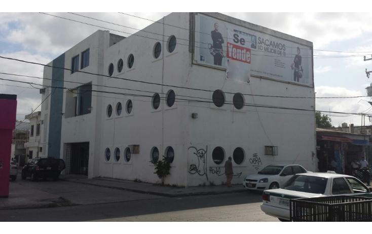 Foto de edificio en renta en  , supermanzana 65, benito juárez, quintana roo, 1309465 No. 01