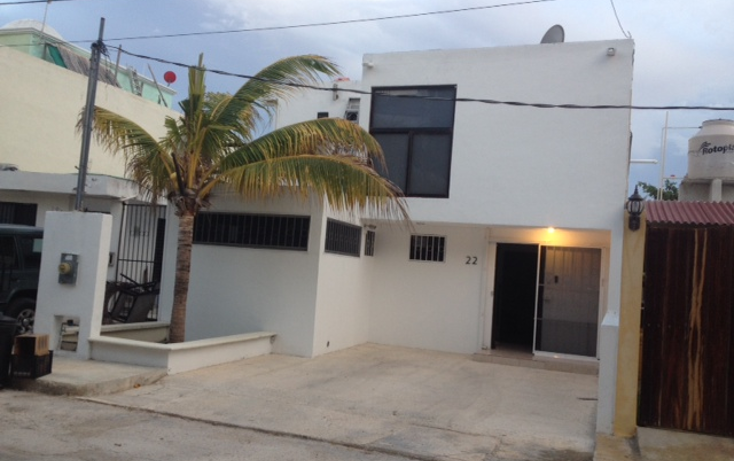 Foto de casa en venta en  , supermanzana 86, benito ju?rez, quintana roo, 1148381 No. 01