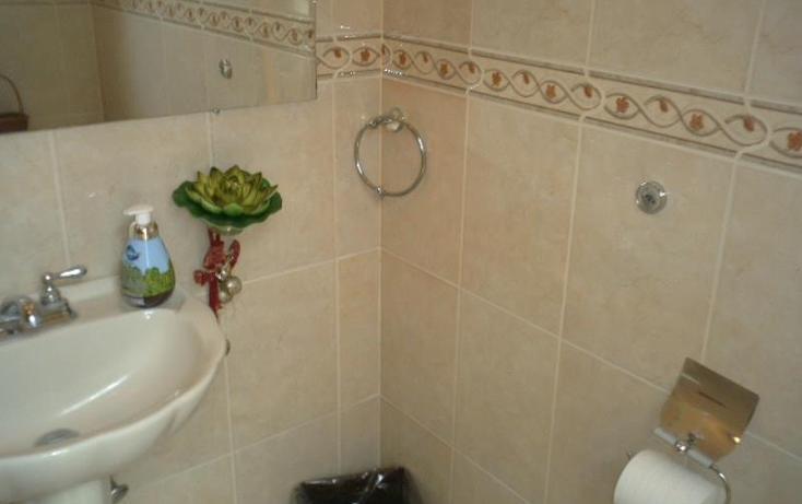 Foto de casa en venta en tabachines 357, españita, irapuato, guanajuato, 457133 No. 19