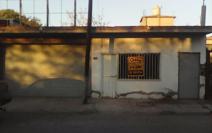 Foto de nave industrial en renta en  , tabachines, ahome, sinaloa, 1858456 No. 01