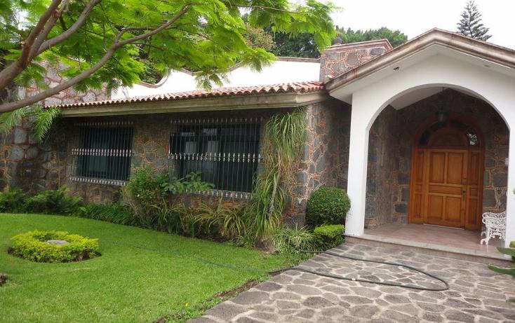 Foto de casa en renta en  , tabachines, cuernavaca, morelos, 1089079 No. 01