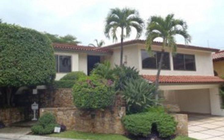 Foto de casa en venta en  , tabachines, cuernavaca, morelos, 1172697 No. 01