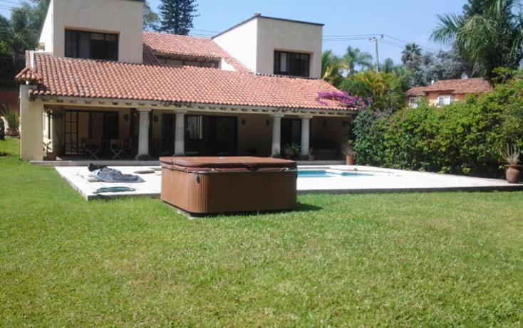 Foto de casa en venta en  , tabachines, cuernavaca, morelos, 1188021 No. 01