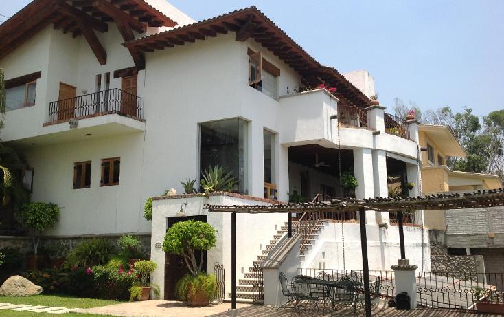 Foto de casa en venta en  , tabachines, cuernavaca, morelos, 1668720 No. 02