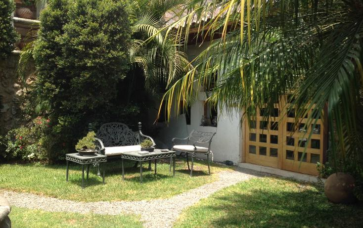 Foto de casa en venta en  , tabachines, cuernavaca, morelos, 1668720 No. 22