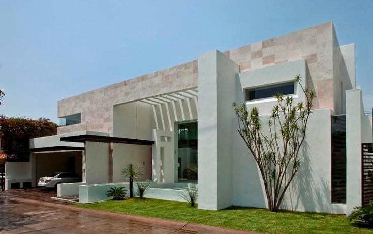 Foto de casa en venta en  , tabachines, cuernavaca, morelos, 1678178 No. 02