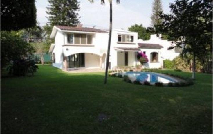 Foto de casa en venta en  , tabachines, cuernavaca, morelos, 1678988 No. 01