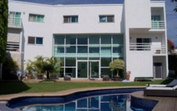 Foto de casa en venta en  , tabachines, cuernavaca, morelos, 1685534 No. 01