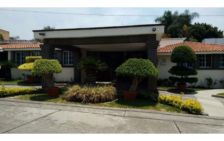 Foto de casa en venta en  , tabachines, cuernavaca, morelos, 1861148 No. 01