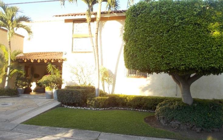 Foto de casa en venta en  , tabachines, cuernavaca, morelos, 396763 No. 01