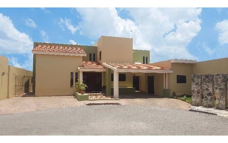 Foto de casa en venta en  , tabachines, mérida, yucatán, 1113707 No. 01