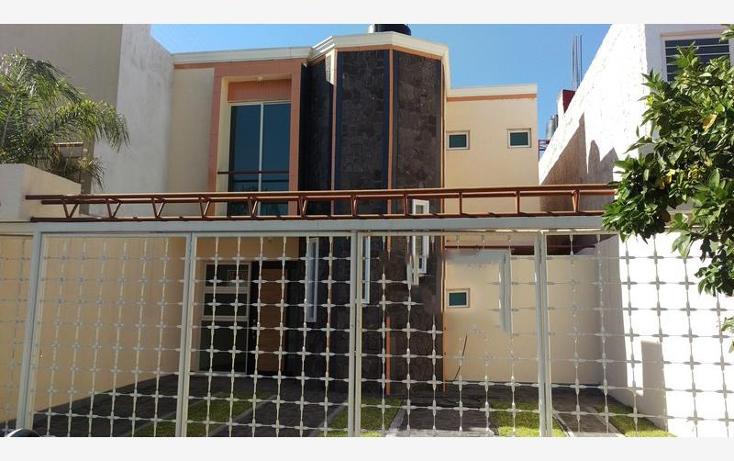 Foto de casa en venta en  , tabachines, zapopan, jalisco, 1849942 No. 01