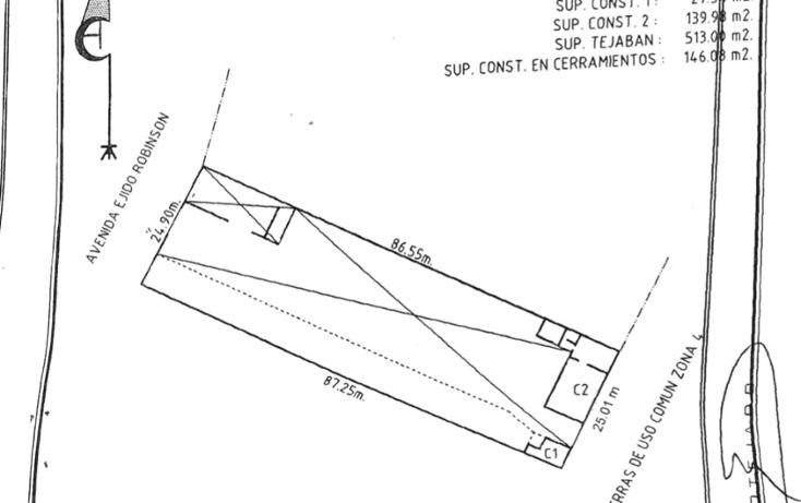 Foto de terreno comercial en venta en, tabalaopa, chihuahua, chihuahua, 1975846 no 03
