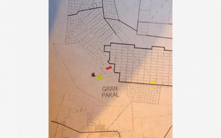 Foto de terreno habitacional en venta en tablaje 34646, cheuman, mérida, yucatán, 1422595 no 03