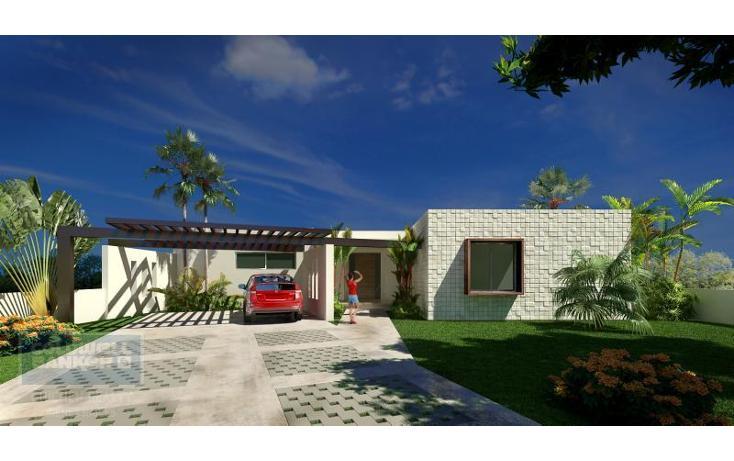 Foto de casa en venta en  , conkal, conkal, yucatán, 1754950 No. 01
