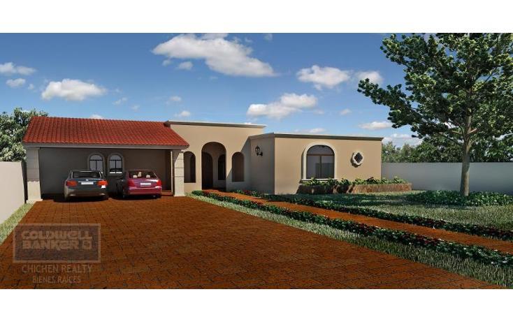 Foto de casa en venta en  , conkal, conkal, yucatán, 1754952 No. 01