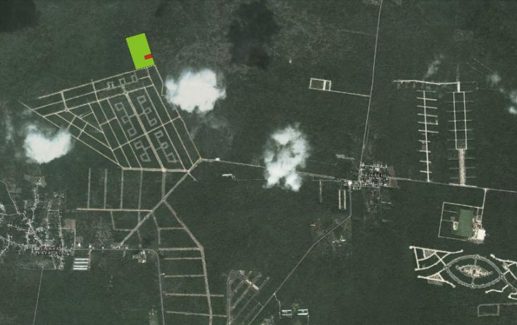 Foto de terreno habitacional en venta en tablaje, cheuman, mérida, yucatán, 1719218 no 05