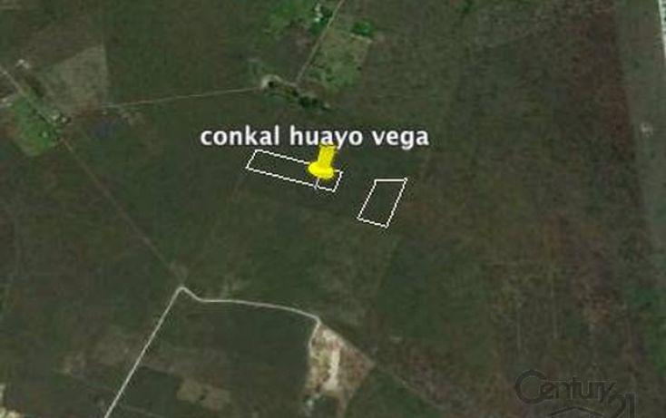 Foto de terreno habitacional en venta en tablaje rustico, conkal, conkal, yucatán, 1719206 no 01