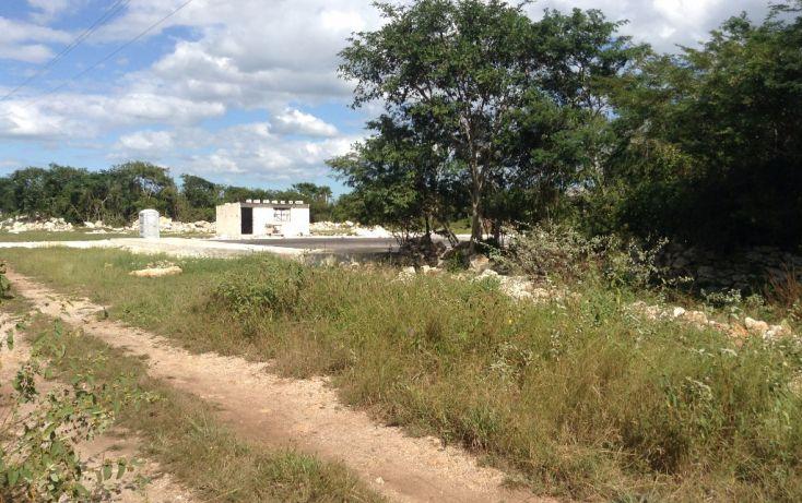 Foto de terreno habitacional en venta en tablaje rustico, conkal, conkal, yucatán, 1719208 no 05