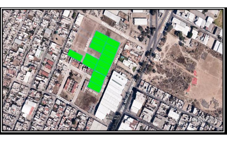 Foto de terreno industrial en venta en  , tablas de la virgen, león, guanajuato, 1810820 No. 01
