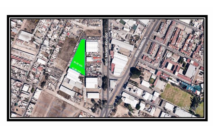 Foto de terreno industrial en venta en  , tablas de la virgen, le?n, guanajuato, 1820498 No. 01